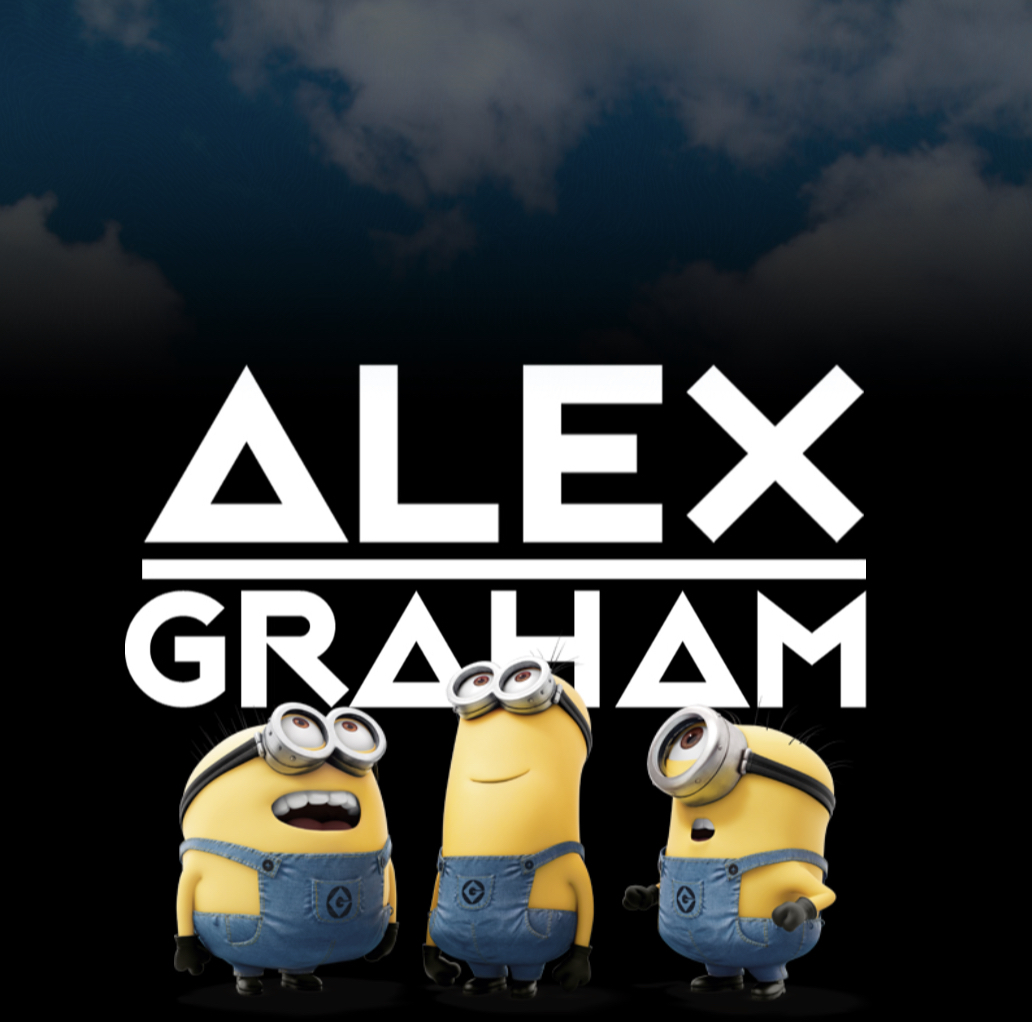 Dj Alex Graham Upcoming and current Music